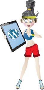 Wordpress Webinar beginn